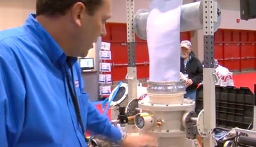 Perma-Liner Industries Inc. - Top Gun continuous air inversion system