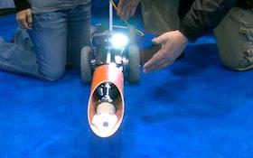 RapidView LLC - LISY 3 large diameter/small diameter lateral launcher