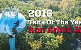 Tnemec Names its Tank of the Year