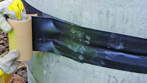 Infiltration and Leak Prevention - Sealing Systems Infi-Shield Gator Wrap