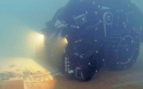 TV Inspection Cameras - SeaRobotics TankBUG