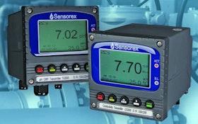 AMR - Sensorex TX2000 and CX2000