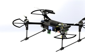 Drone Technology Being Tailored for Sewer Inspection
