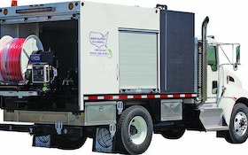 Jetters - Truck/Trailer - Sewer Equipment 800 HPR-ECO