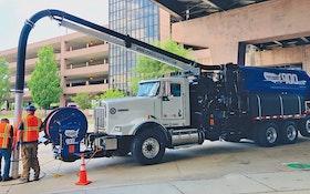 Jet/Vac Combination Trucks/Trailers - Sewer Equipment Model 900 ECO