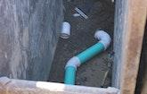 Separating Sewer Flow
