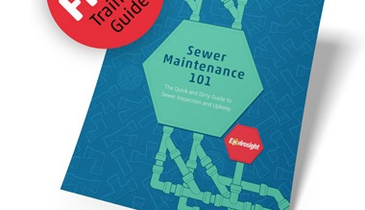 Free Book: A Quick and Dirty Guide to Sewer Inspection