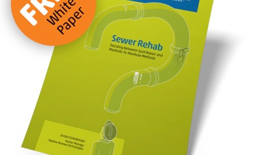 Free White Paper: When Relining is Overkill
