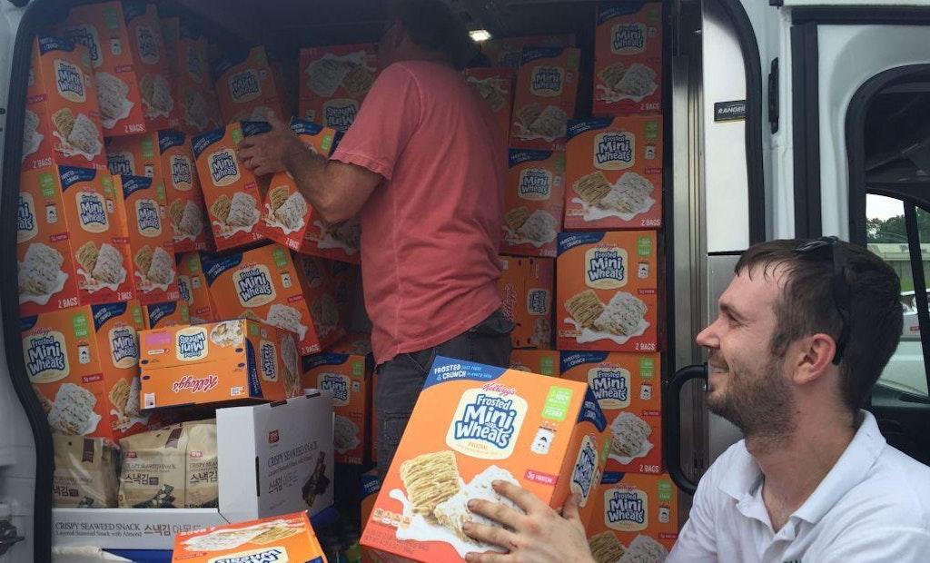 Shamrock Tools Provides Aid to Hurricane Victims
