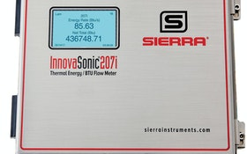 Flow Control/Monitoring Equipment - Sierra Instruments InnovaSonic 207i