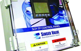 Flow Control/Monitoring Equipment - Singer Valve SCP-TP Controller