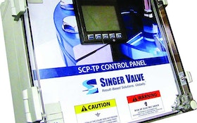Singer Valve Single-Process Controller