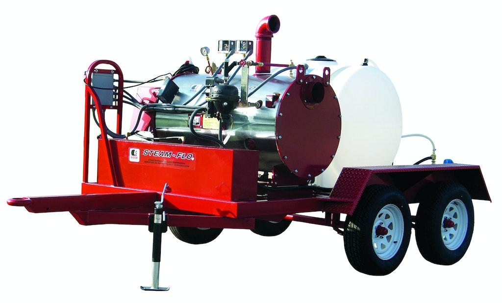 Sioux's Mobile Steam Solution for Trenchless Pipeline Rehabilitation