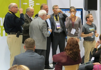 Battle of the Beers at WEFTEC 2015