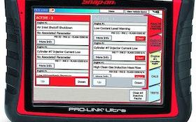 Snap-On heavy-duty diagnostic system