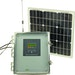 Spire solar-powered meter