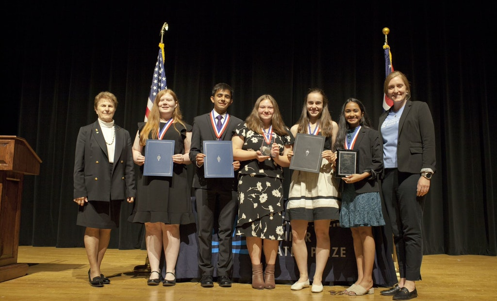 New Jersey Student to Represent U.S. in Stockholm Junior Water Prize Competition