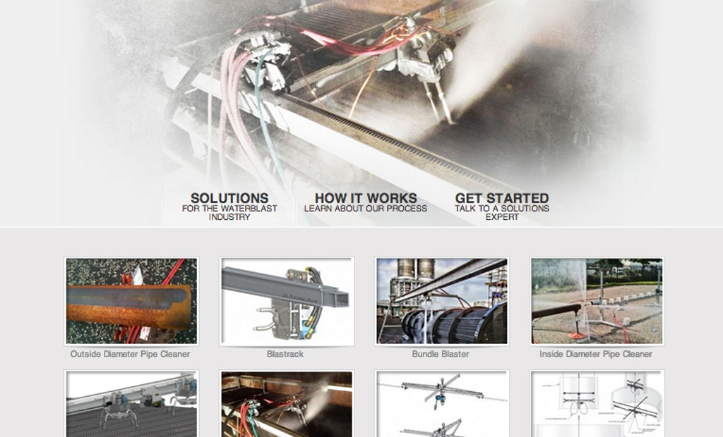 StoneAge Custom Solutions introduces new website