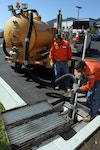 Proper Storm Drain and Catch Basin Cleaning
