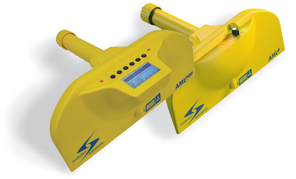 SubSurface Instruments Upgrades AML Line of Underground Locators