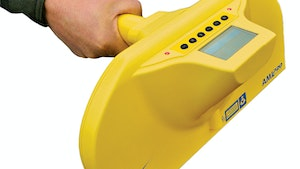 Electronic Line Locators - SubSurface Instruments AML Series All Material Locator