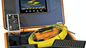 Push TV Camera Systems - SubSurface Instruments pipe inspection cameras