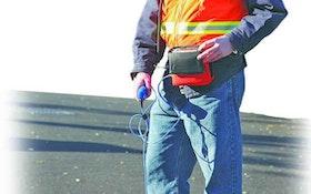 Electronic Leak Detection - Digital water leak detector