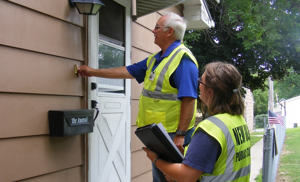 Offering a Sump Pump Amnesty Program Can Open Doors for Inspections