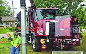 Jet/Vac Combination Trucks/Trailers - Combination truck
