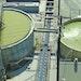 Pretreatment - Bolted steel storage tank