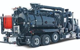 Jet/Vac Combination Trucks/Trailers - Supervac 2000 Triton