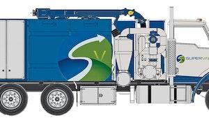 Hydroexcavation Trucks/Trailers - Supervac Hercules XL