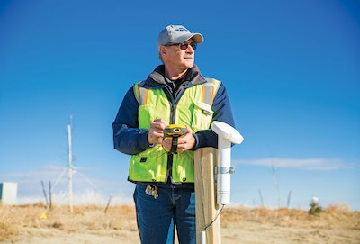 Operator's Extensive Experience Gives Rural Water Authority a Leg Up