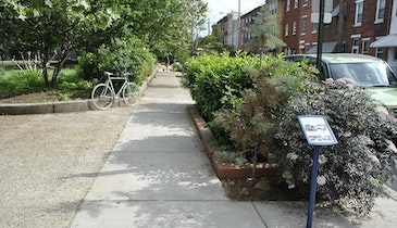 ​Philly's Greened Acres Alleviate CSO Burden on Subterranean Streams