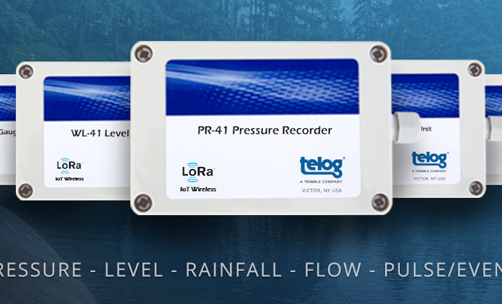 Trimble Showcases New Line of Water Sensors at WEFTEC