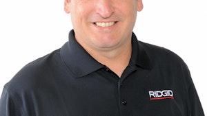 RIDGID announces new marketing director of underground technologies