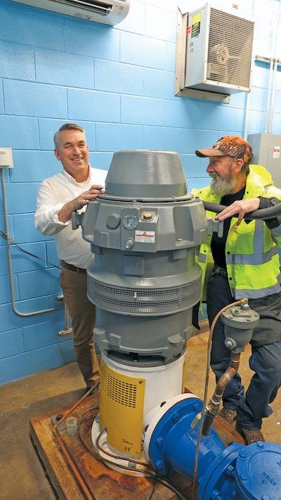 Minutemen of the Water Industry
