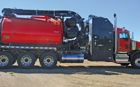 Hydroexcavation Equipment and Supplies - Tornado Global Hydrovacs F4 ECOLITE