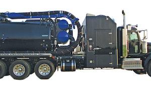 Hydroexcavation Trucks/Trailers - Tornado Global Hydrovacs F4 ECOLITE