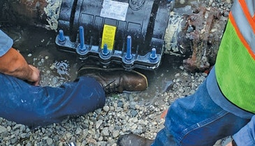 Case Study: Pipeline and Infrastructure, Hydrants