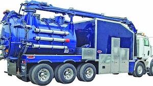 Jet/Vac Combination Trucks/Trailers - Transway Systems Terra-Vex