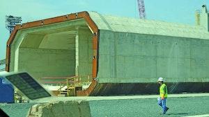 Trelleborg immersed tunnel seals