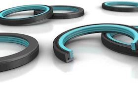 Trelleborg Sealing Solutions D-shaped ring