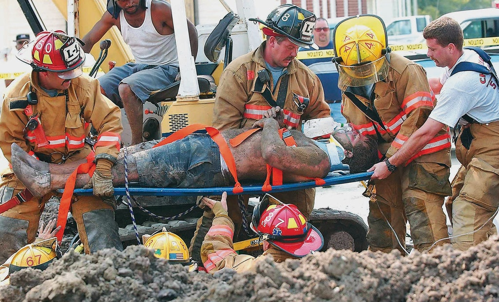 What to do in a Trench Collapse
