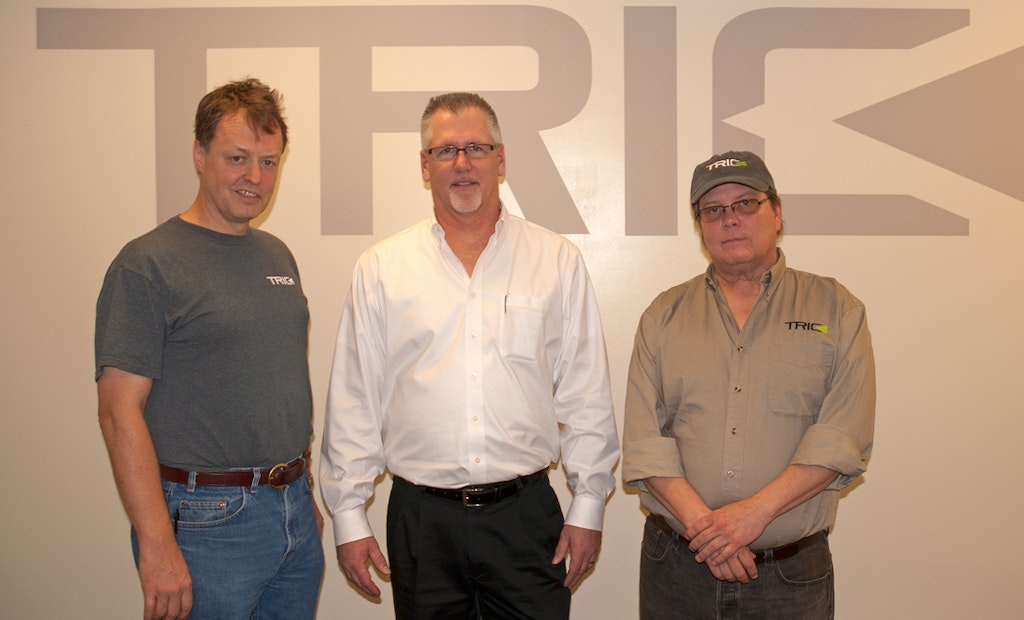 TRIC hires new municipal sales director