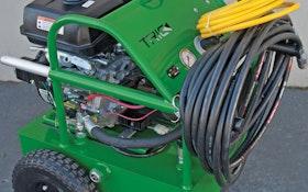 TRIC hydraulic pump