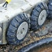 Pipe Cutters - TruGrit Traction wheels