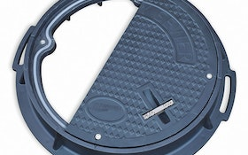 Lids - Trumbull Industries COMPOSITE Manhole Cover and Frame Assembly