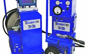 Pipe Cutters - TRY TEK Trydent 80