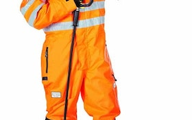 Waterblasting - TST Sweden ProOperator Protective Clothing